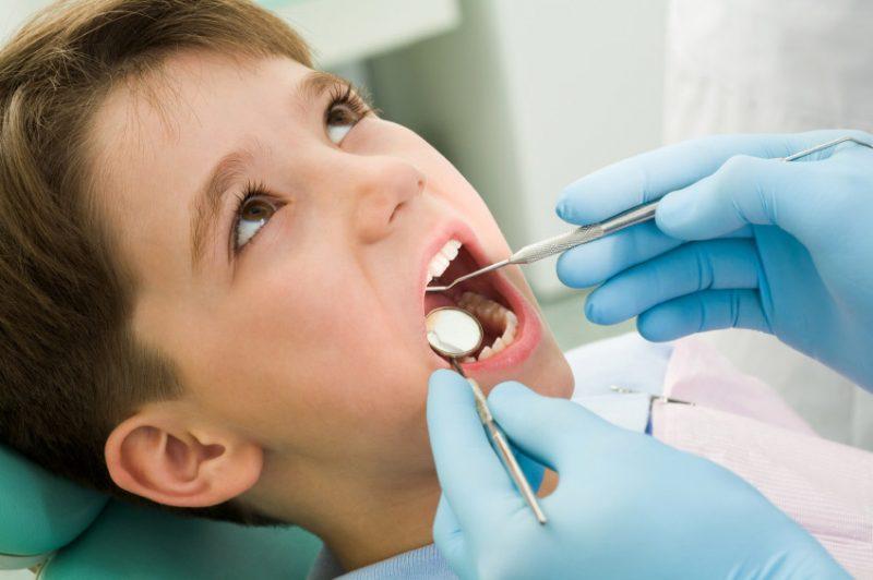 روش های درمان دندان کودکان