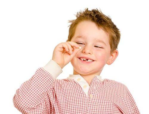 اهمیت مراقبت از دندان های شیری
